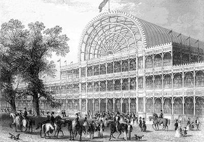 The Crystal Palace of The Great Exhibition